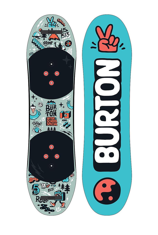 snowboardový set Burton After School Special - No Color 100 cm