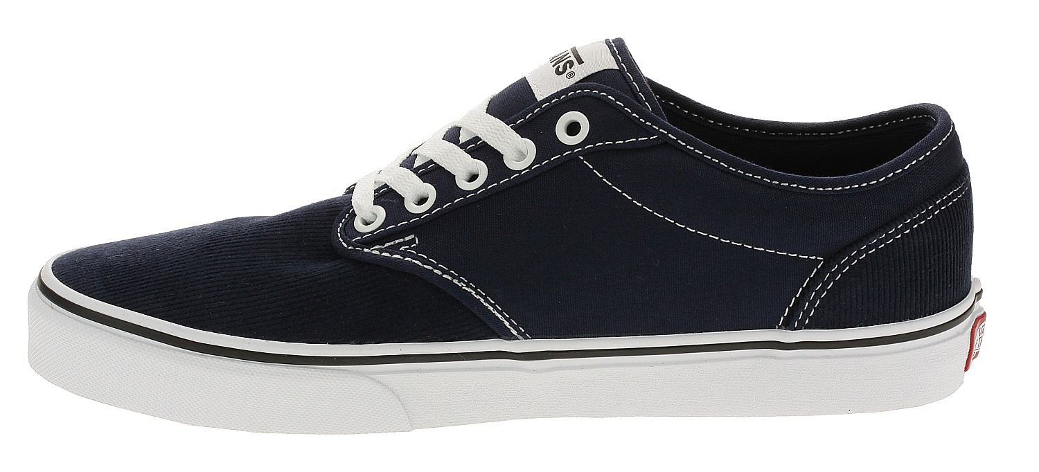 topánky Vans Atwood - Corduroy/Dress Blues/White