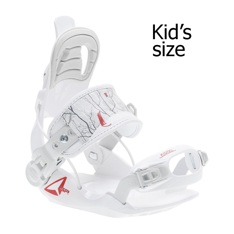 vázání SP Kiddo - White XS