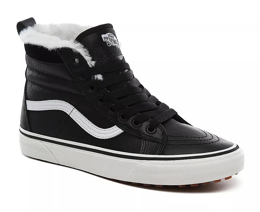 boty Vans Sk8-Hi MTE - MTE/Leather/Black/True White