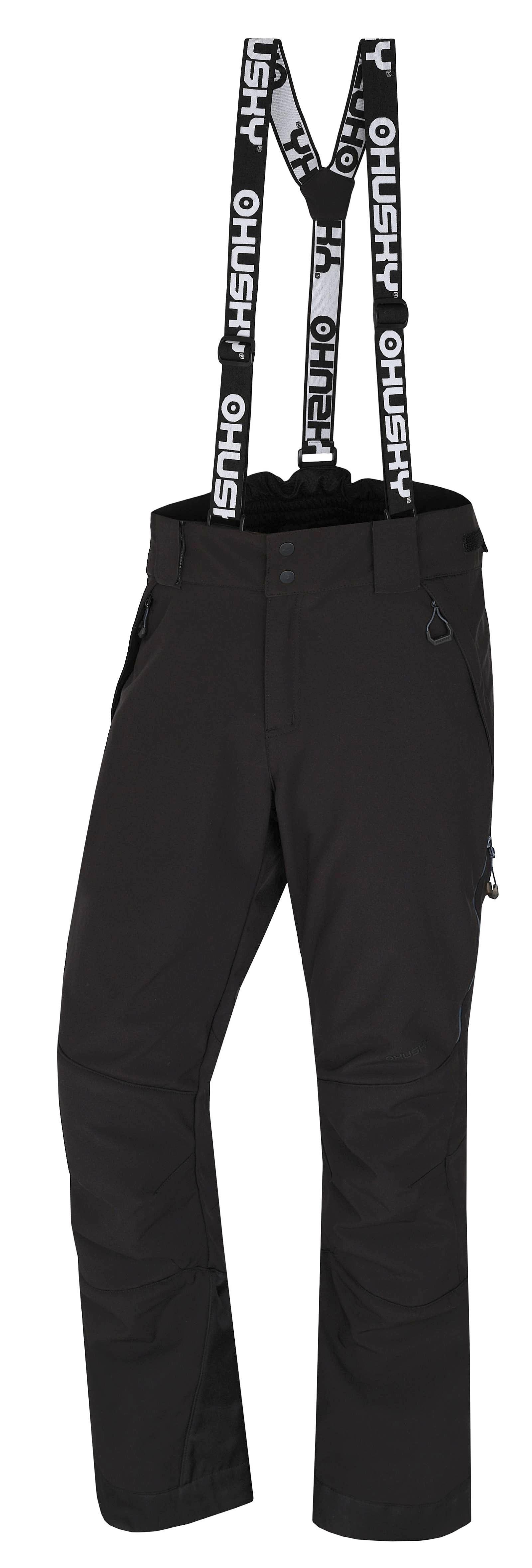 kalhoty Husky Galti M - Black L