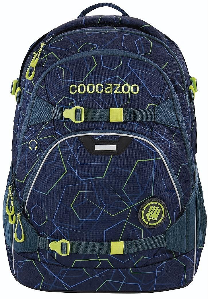 batoh Hama - Coocazoo ScaleRale - 183880/Laserbeam Blue 30 L