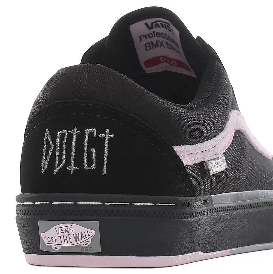 topánky Vans Old Skool Pro BMX - Matthias Dandois/Black/Pink