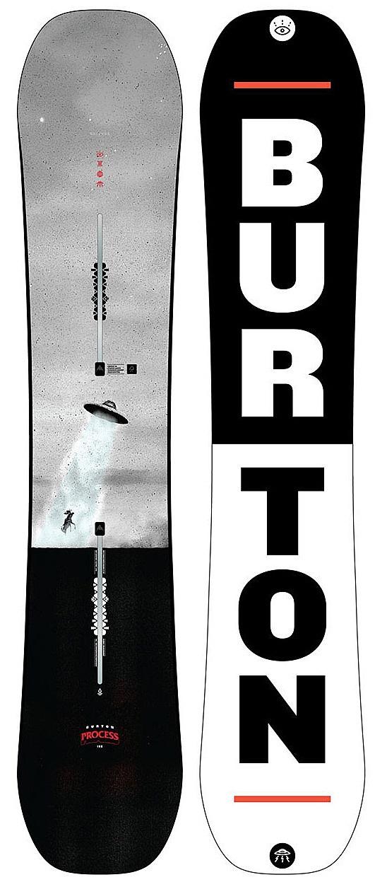 Burton Process Wide 159 cm 19/20