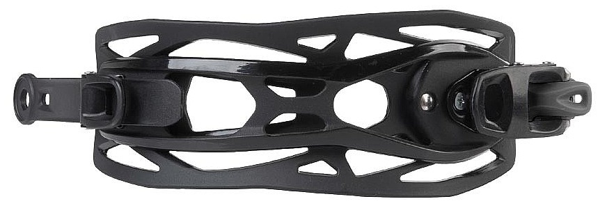 strep Gravity Ankle Strap Symetric - All Black one size