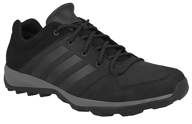 boty adidas Performance Daroga Plus Lea - Core Black/Granite/Core Black 43 1/3