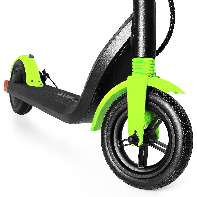 electric scooter Spokey Cheetah - K926753/Lemon