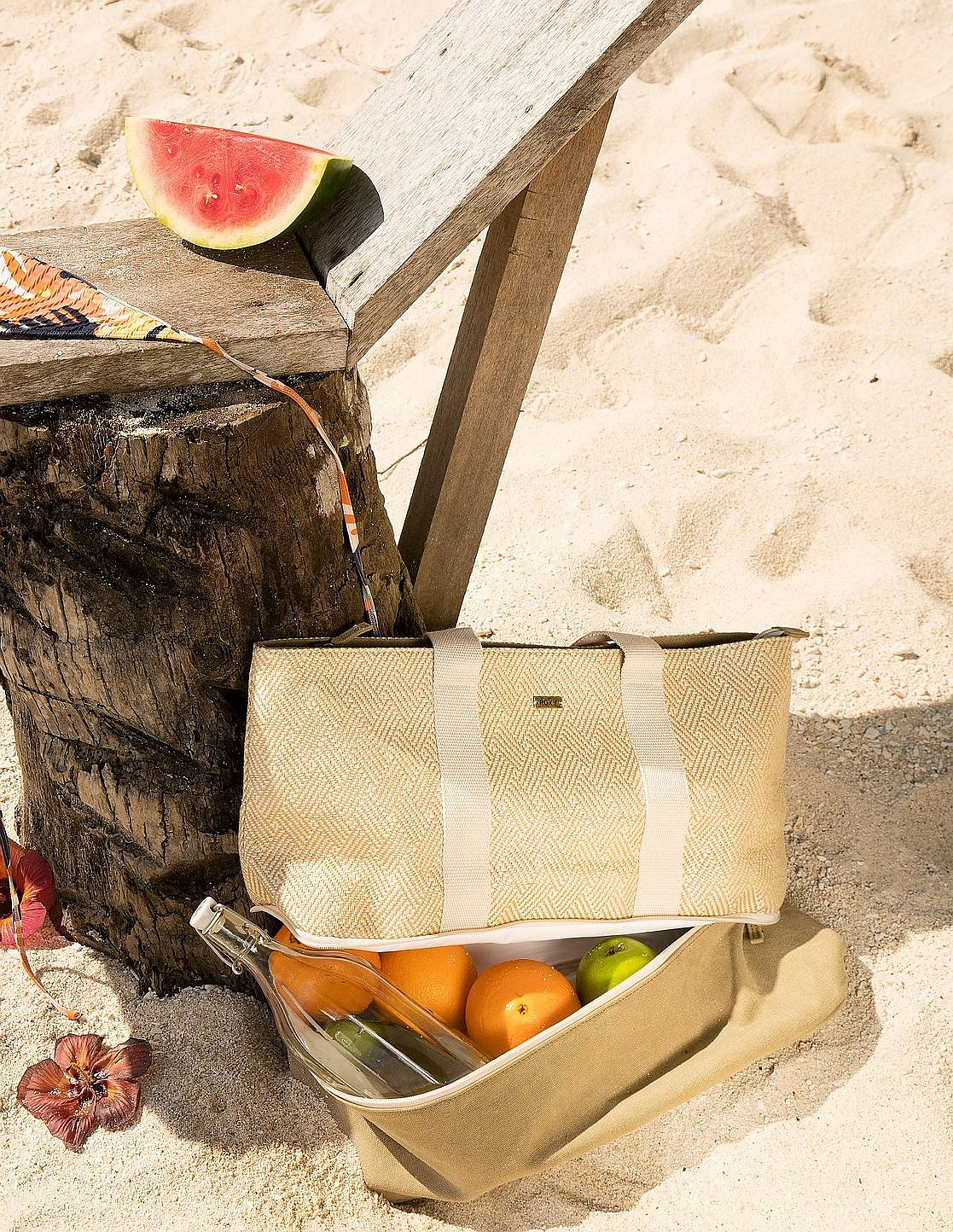 bag Roxy On The Next Wave - YEF0/Natural - women´s