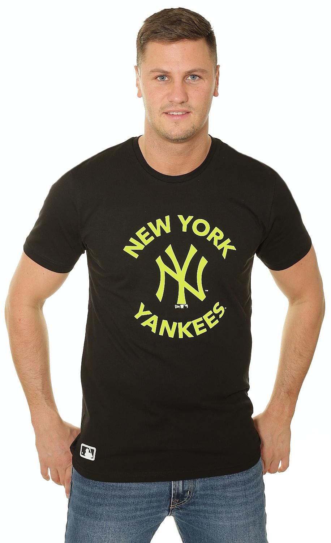 tričko New Era MLB New York Yankees - Black L