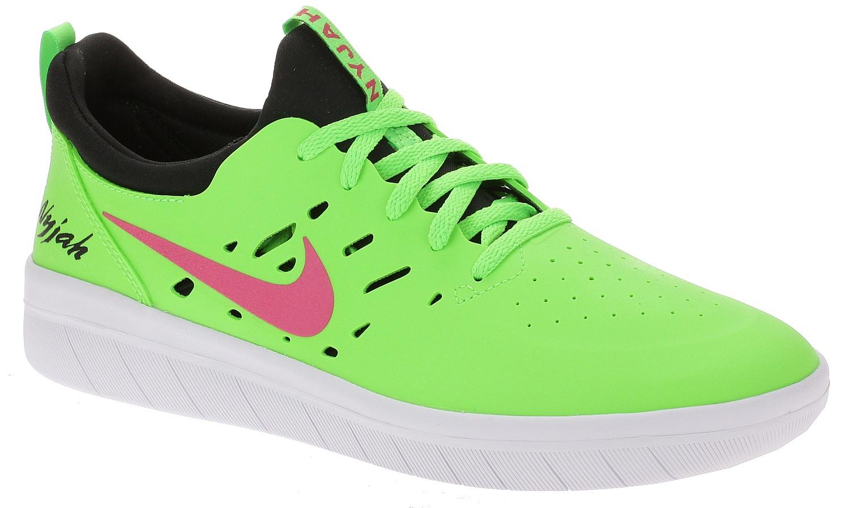 boty Nike SB Nyjah Free - Green Strike/Watermelon/Green Strike 42