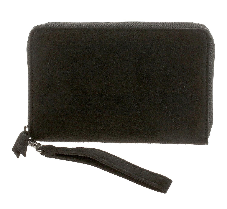 peněženka Rip Curl Lotus Soft Oversized - Black one size