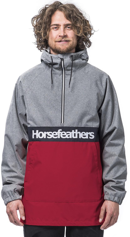 bunda Horsefeathers Perch - Heather Gray L