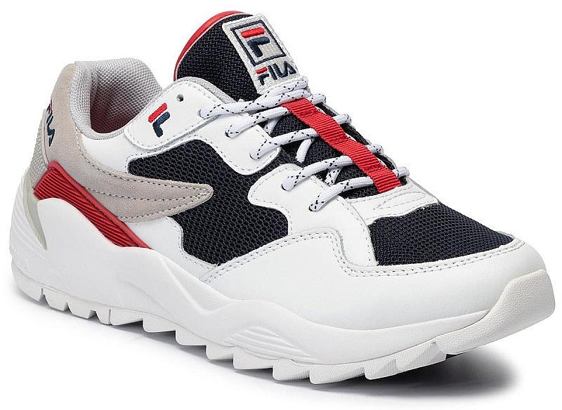 boty Fila Vault CMR Jogger CB Low - White/Fila Navy/Fila Red 41
