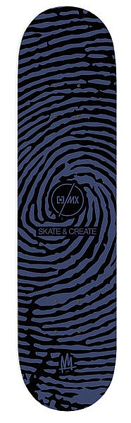 skateboard Ambassadors Horsefeathers X Ambassadors Create Max - Dark Blue/Black 7.75/H