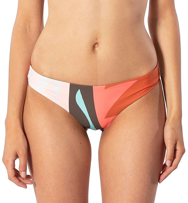 plavky Rip Curl Into The Abyss Cheeky Hip - Light Blue M