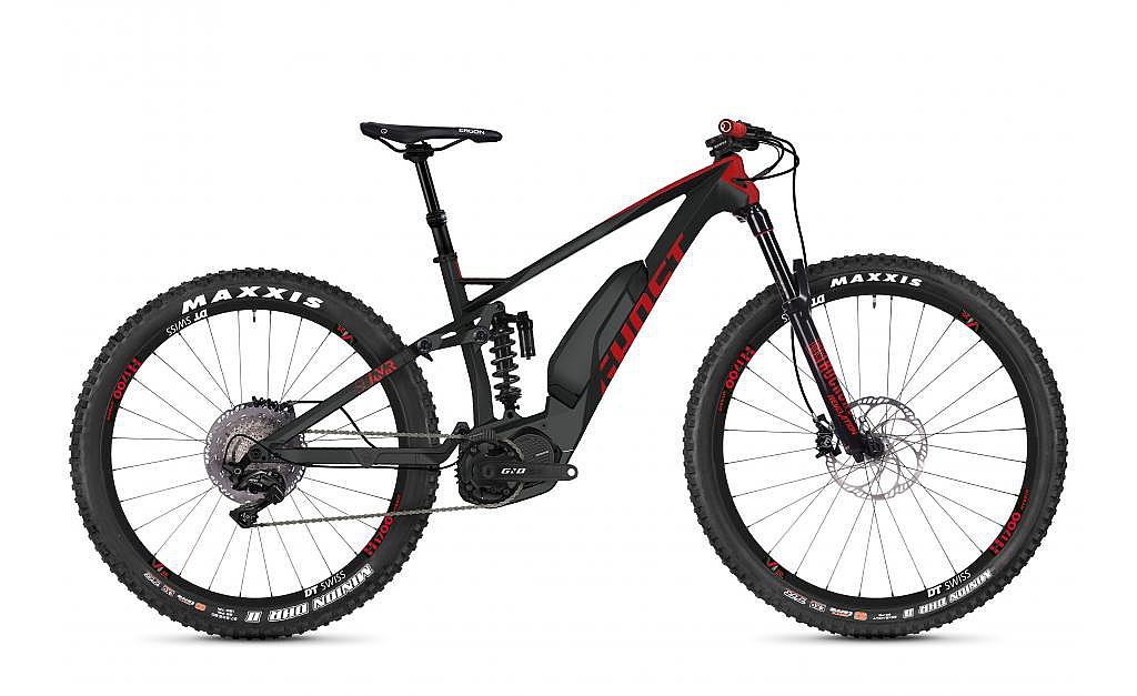 Elektrokolo Ghost Slamr S6.7+ - Black/Red XL 185-200cm