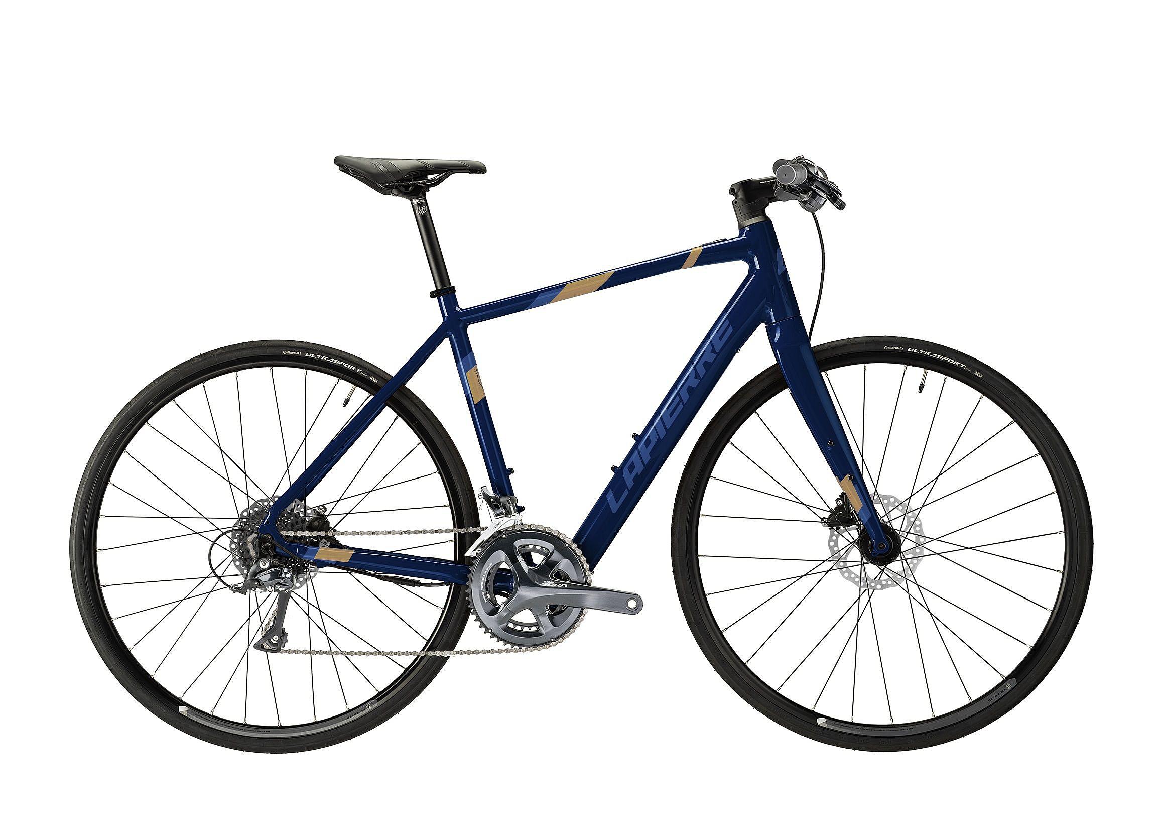 Elektrokolo Lapierre eSensium 200 Flat - Blue 51/M (170-182cm)