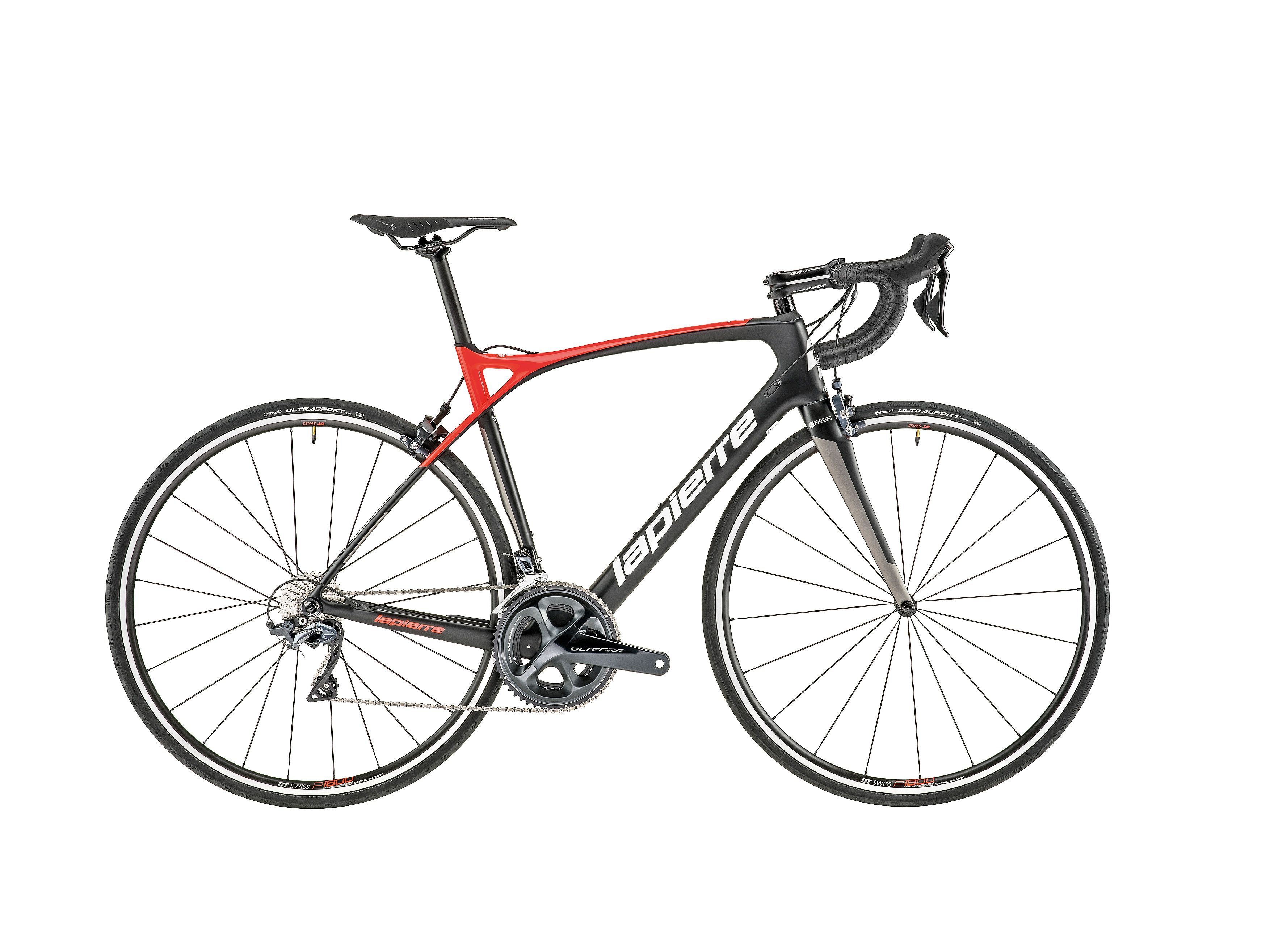 kolo Lapierre Xelius SL2 600 - Black/Red 58/XL (188-195cm)