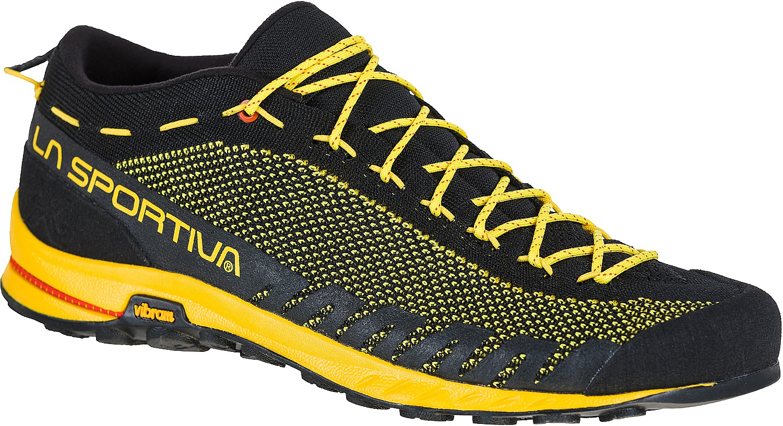 boty La Sportiva TX2 - Black/Yellow 43.5