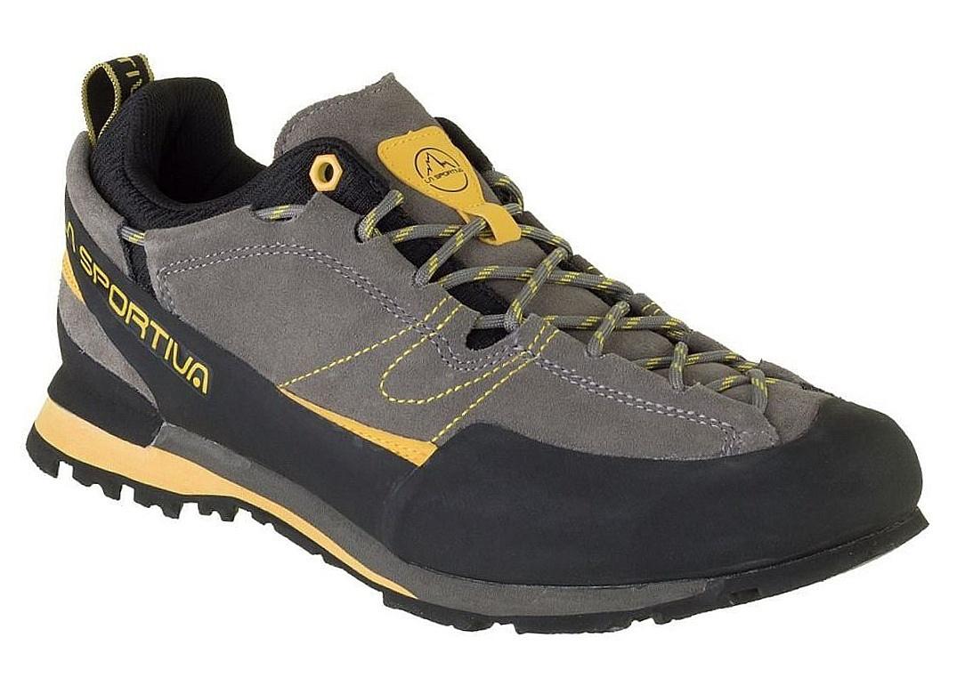 boty La Sportiva Boulder X - Gray/Yellow 42.5