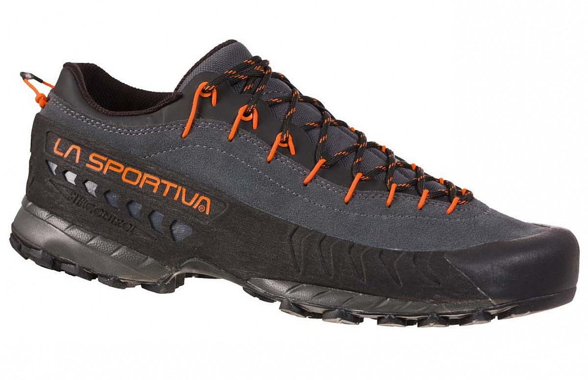 boty La Sportiva TX4 - Carbon/Flame 43.5