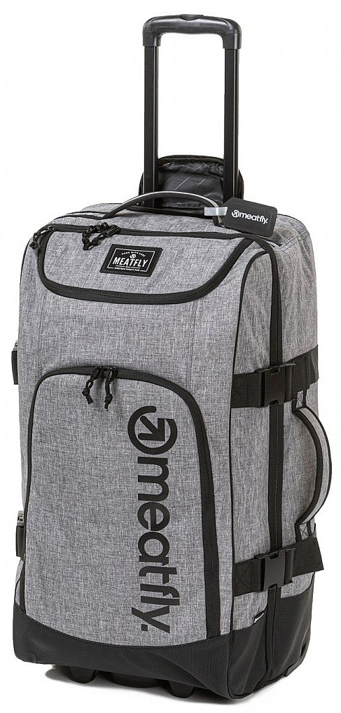 kufr Meatfly Contin 3 Trolley - C/Light Gray 100 L