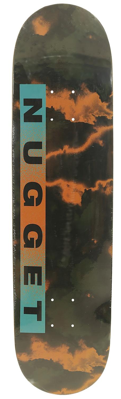 skateboardová deska Nugget Negate - A/Orange 8/H