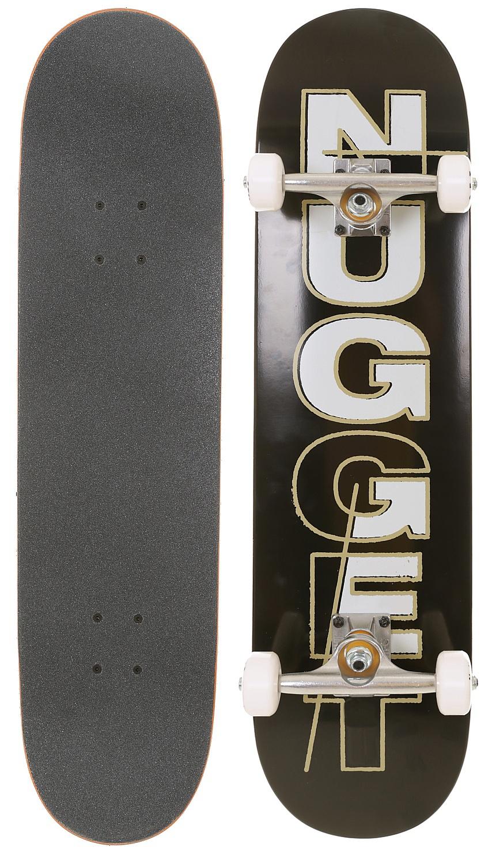 skateboard Nugget Bizarre Complete - A/Black 8