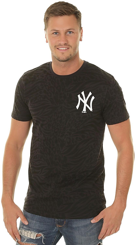 tričko New Era Aop MLB New York Yankees - Navy XL