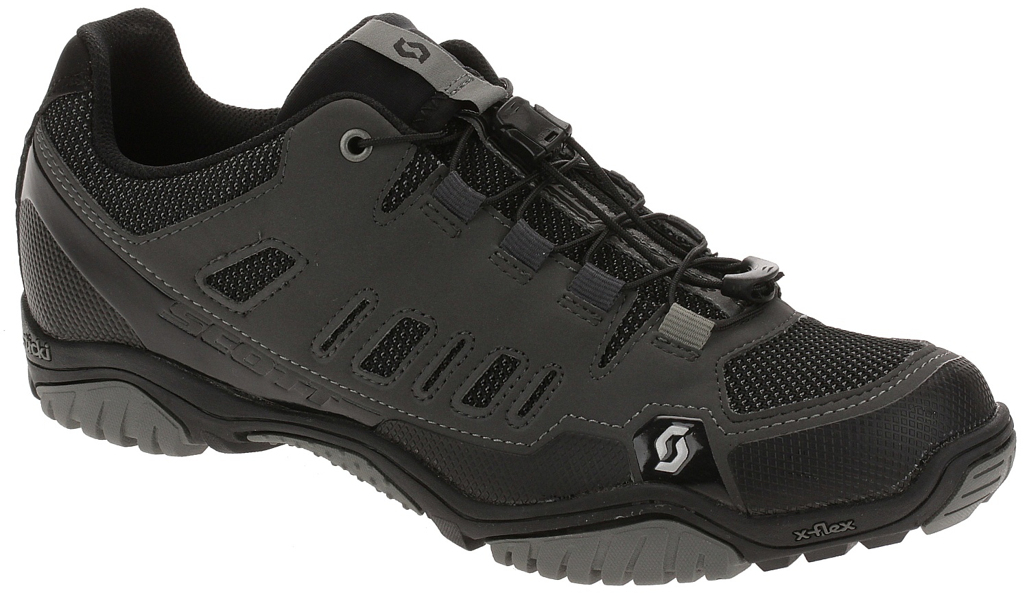 boty Scott Sport Crus-R - Anthracite/Black 42