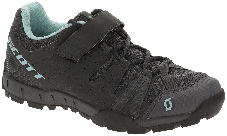 boty Scott Sport Trail Lady - Dark Gray/Turquoise Blue 37
