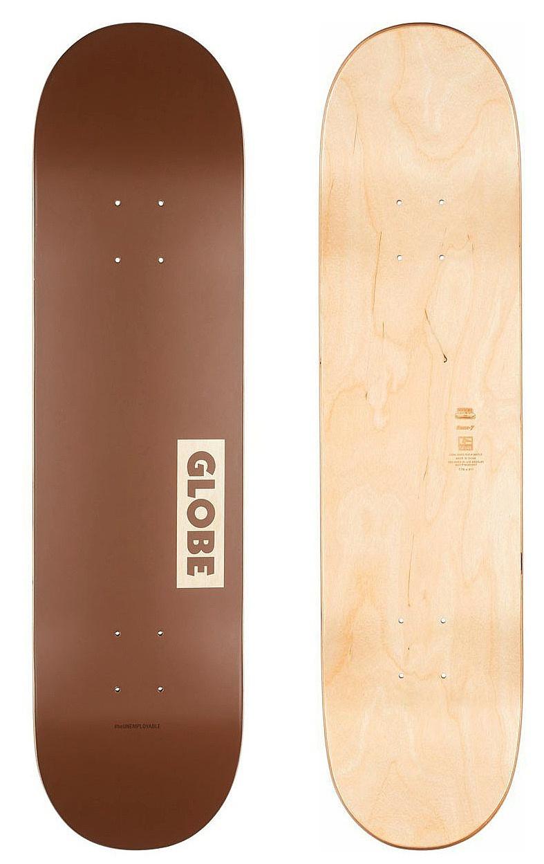 skateboardová deska Globe Goodstock - Clay 8.50