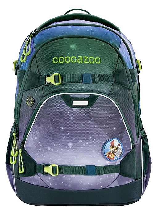 batoh Hama - Coocazoo ScaleRale - 188126/OceanEmotion Galaxy Blue 30 L