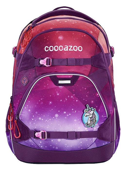 batoh Hama - Coocazoo ScaleRale - 188125/OceanEmotion Galaxy Pink 30 L