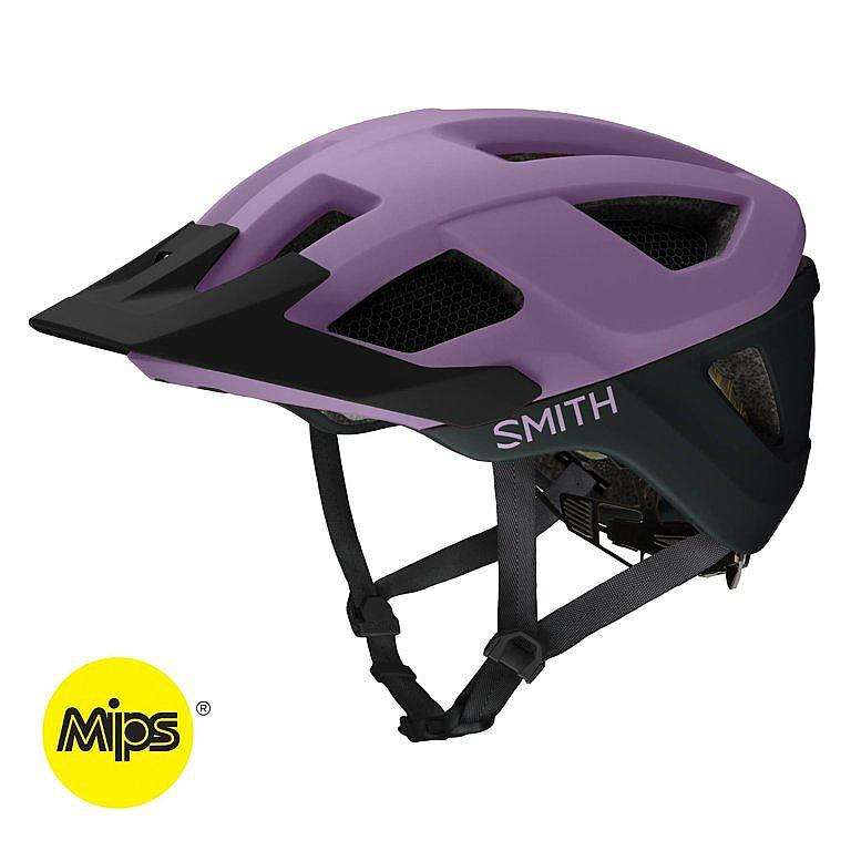 Smith Session Mips Matte Mauve/Black S 20