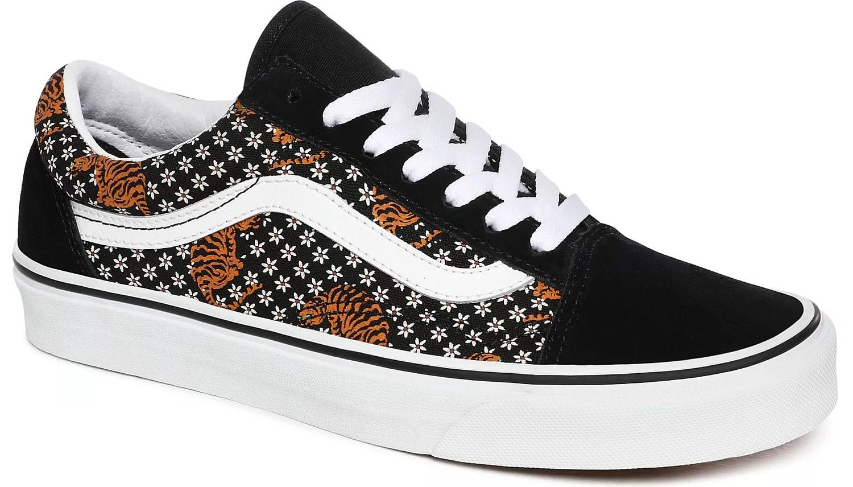 shoes Vans Old Skool - Tiger Floral/Black/True White