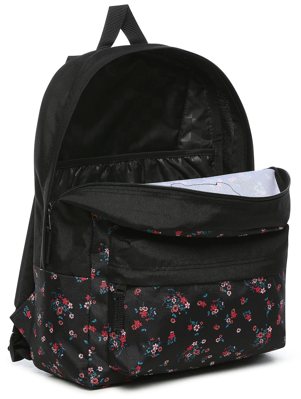 batoh Vans Realm - Beauty Floral Black