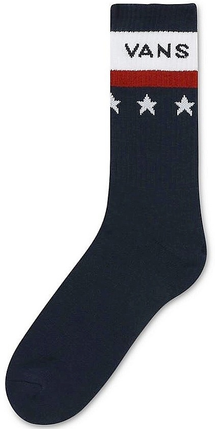 ponožky Vans Victory Crew - Dress Blues 38.5-42