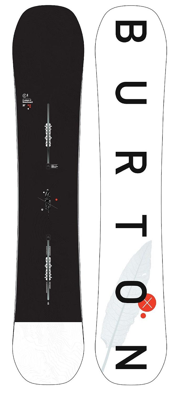 Burton Custom X 162 cm 20/21