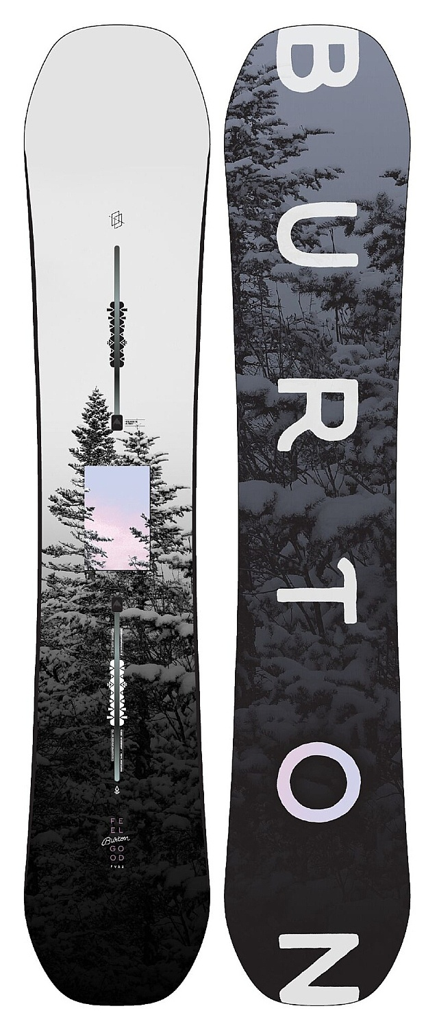 Burton Feelgood Flying V 146 cm 20/21