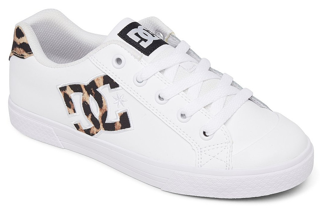 boty DC Chelsea - WPN/White/Pink 37