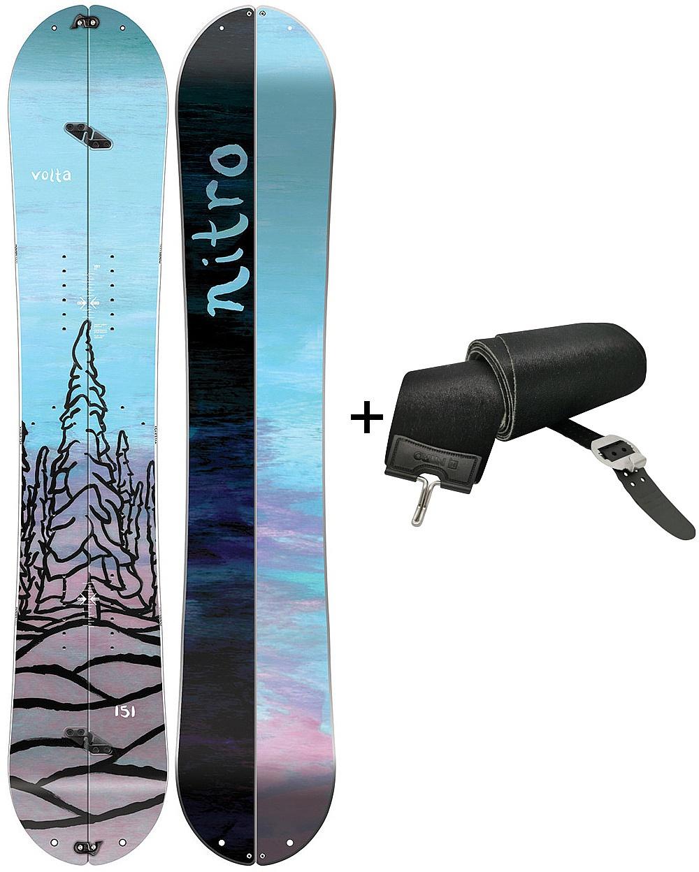 Nitro Volta 151 cm 20/21