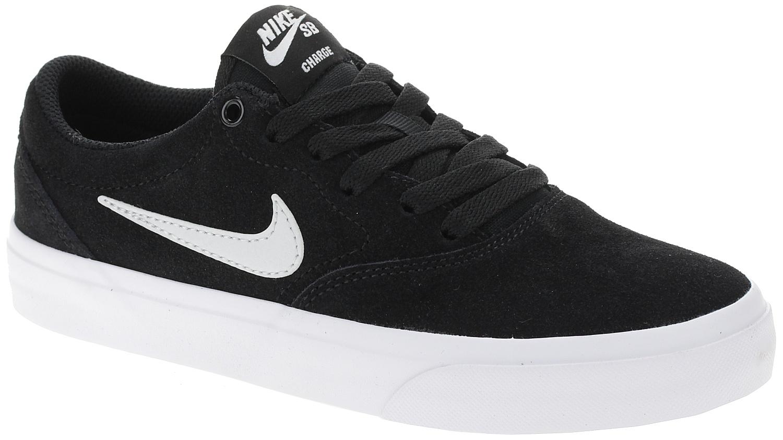 boty Nike SB Charge Suede GS - Black/Photon Dust/Black/Black 36.5