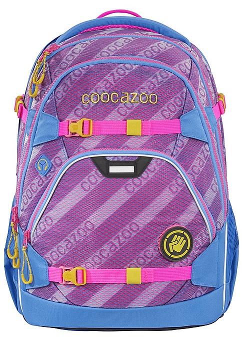 batoh Hama - Coocazoo ScaleRale - 188114/Mesh Flash/Neon Pink 30 L