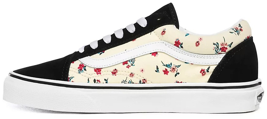 shoes Vans Old Skool - Ditsy Floral/Classic White/True White