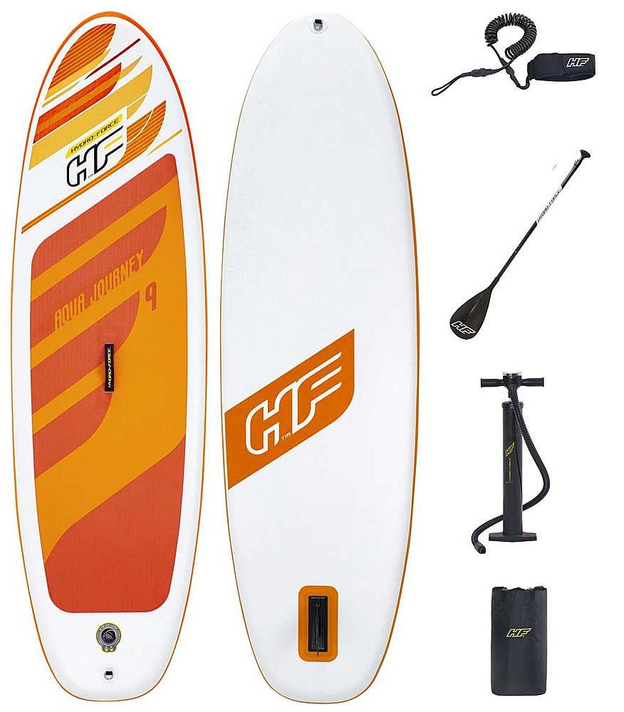 paddleboard Hydro Force Aqua Journey 9'0''x30''x5'' - 65349/Assorted one size