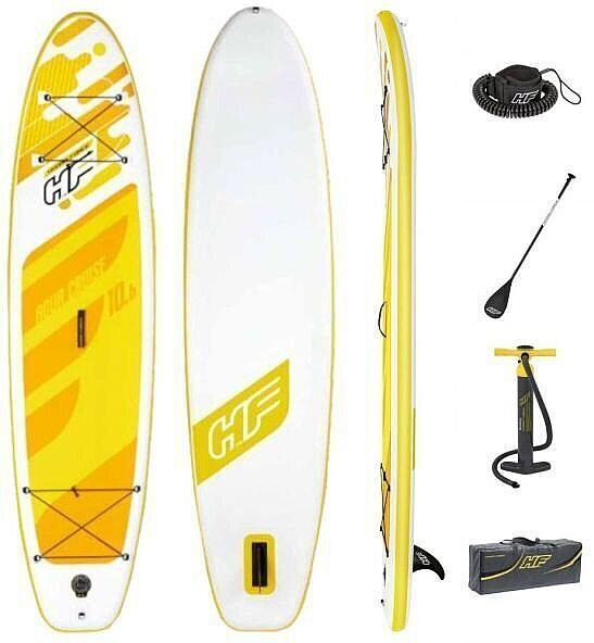 paddleboard Hydro Force Aqua Cruiser 3Tech 10'6''x30''x5'' - 65348/Assorted one size