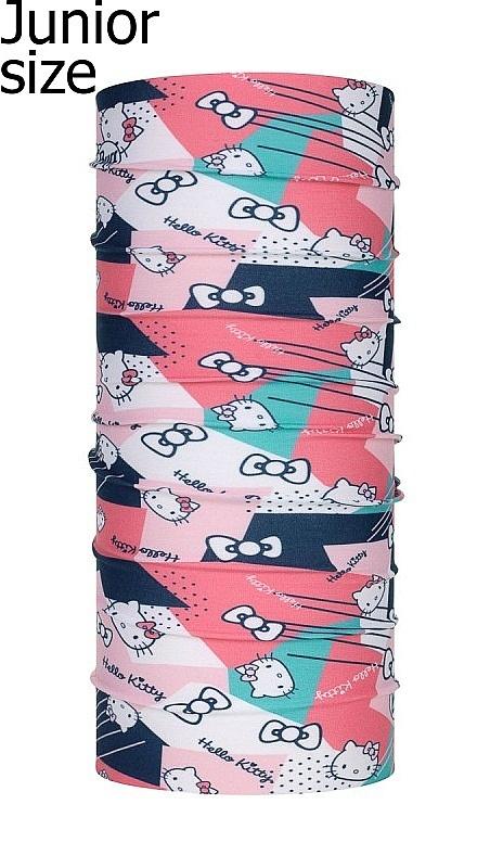 šátek Buff Original/Hello Kitty - 124178/Hello/Camo one size
