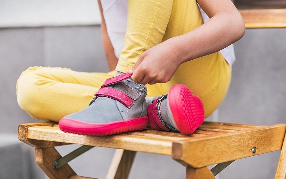 shoes Be Lenka Play - Bublegum - girl´s