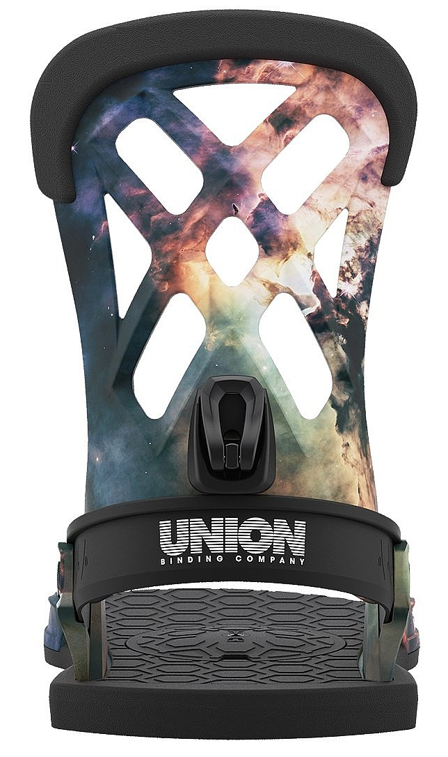 binding Union Contact Pro - Space Dust - men´s